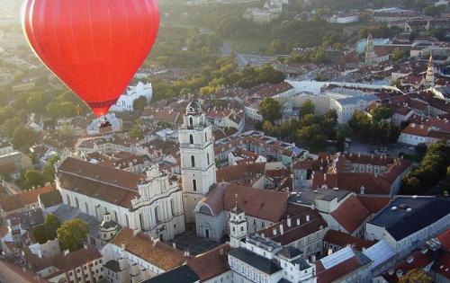 Vilnius featured in Unesco's world heritage journeys